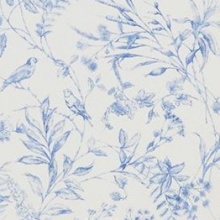Tapeta Signature Floral Papers Fern Toile Ralph Lauren - My Honey Home