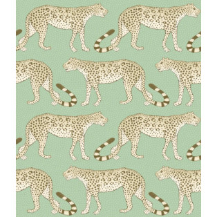 Tapeta The Ardmore Collection Leopard Walk Cole&Son - My Honey Home