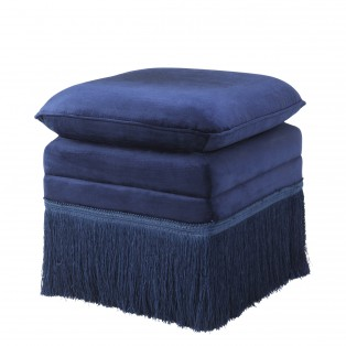 Stool Rochas essex blue