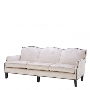 Sofa Merlin mirage off-white 220X98X90CM