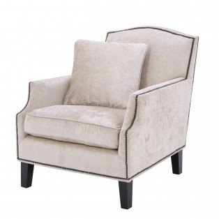 FOTEL Chair Merlin mirage off-white 79X98X90CM