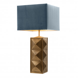 LAMPA Table Lamp Jiya vintage brass