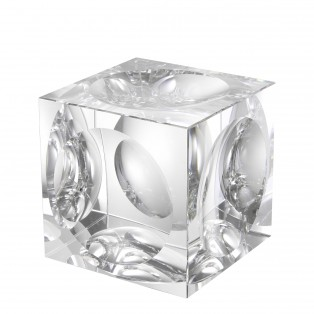 OZDOBA Object Pastice crystal glass