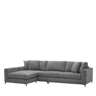 Sofa Feraud Lounge clarck grey
