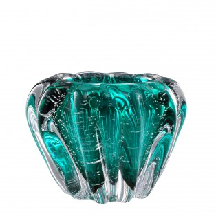 MISA Bowl Ducale turquoise glass