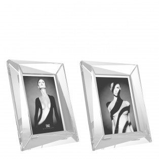 RAMKA PICTURE FRAME OBLIQUITY L SET OF 2 21x26x3,5cm