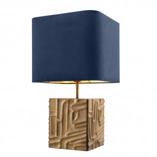 LAMPA TABLE LAMP OREGON 22X35X62cm