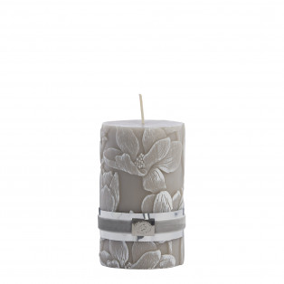 ŚWIECA MAGNILDA PURE CASHMERE 12,5CM LENE BJERRE - MY HONEY HOME