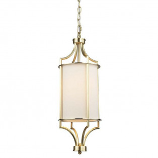LAMPA WISZĄCA Lunga Old Gold - MY HONEY HOME