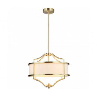 LAMPA WISZĄCA Stesso Old Gold S - MY HONEY HOME